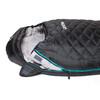 Lestra Alpine 200 Schlafsack schwarz/blau